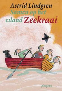 Astrid Lindgren Samen op het eiland Zeekraai