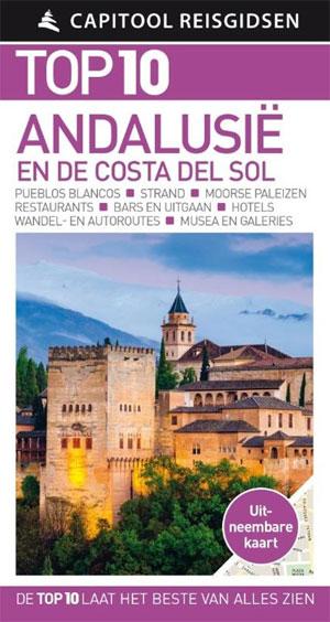 Capitool Reisgids Andalusië en de Costa del Sol