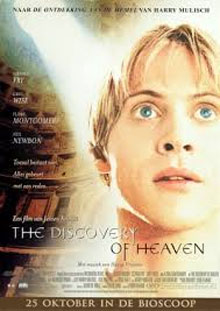 Discovery of Heaven DVD Speelfilm