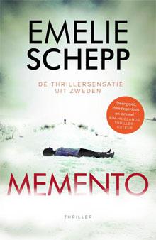 Emelie Schepp Memento Jana Berzelius Thriller