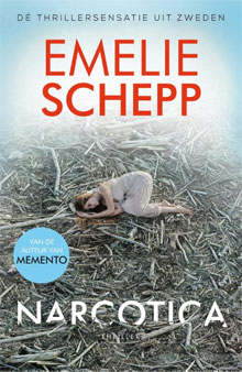 Emelie Schepp Narcotica Zweedse thriller