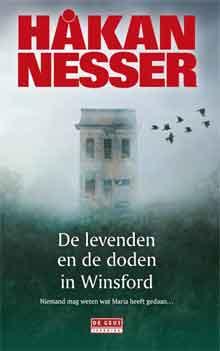 Håkan Nesser De levenden en de doden in Winsford Recensie