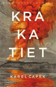 Karel Čapek Krakatiet Roman uit Tsjechie
