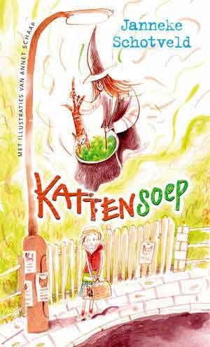 Kinderboekenweekgeschenk 2017 Janneke Schotveld Kattensoep