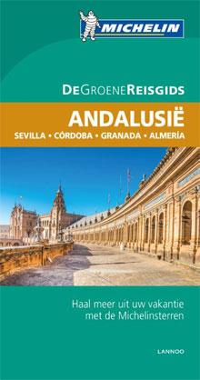 Michelin De Groene Reisgids Andalusië