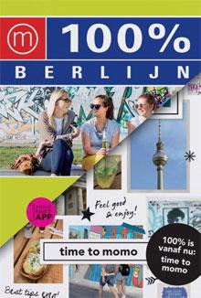 100% Berlijn Stadsgids Reisgids