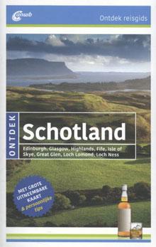ANWB Reisgids Ontdek Schotland
