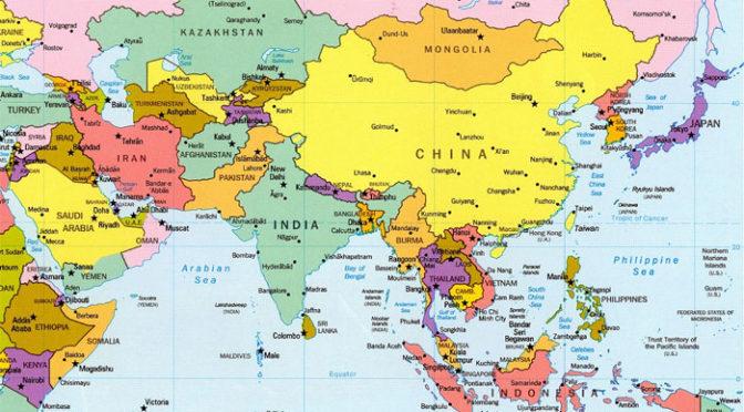 Aziatische Schrijvers en Schrijfsters Auteurs uit Azie