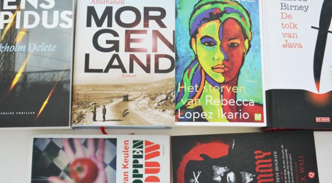 Beste Boeken 2016 Overzicht van Boekentips 2016