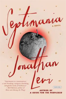 Jonathan Levi Septimania 2016 Roman