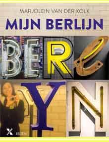 Mijn Berlijn Reisgids Marjolein van der Kolk