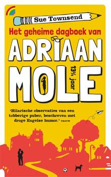 Sue Townsend - Het geheime dagboek van Adriaan Mole 13 34 jaar