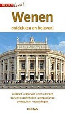 Wenen Stadsgids Merian Live Reisgids