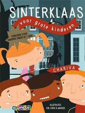 Chariva Sinterklaas voor grote kinderen Recensie Sinterklaas Boeken 2017
