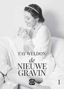 Fay Weldon De nieuwe gravin Grote Letter Bibliotheek