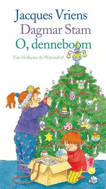 Jacques Vriens O Denneboom Kerstboek