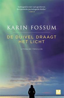Karin Fossum De duivel draagt het licht Konrad Sejer Thriller