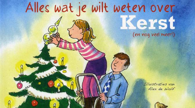 Kerstboeken voor Kinderen Tips Leuke Kerstmis Boeken