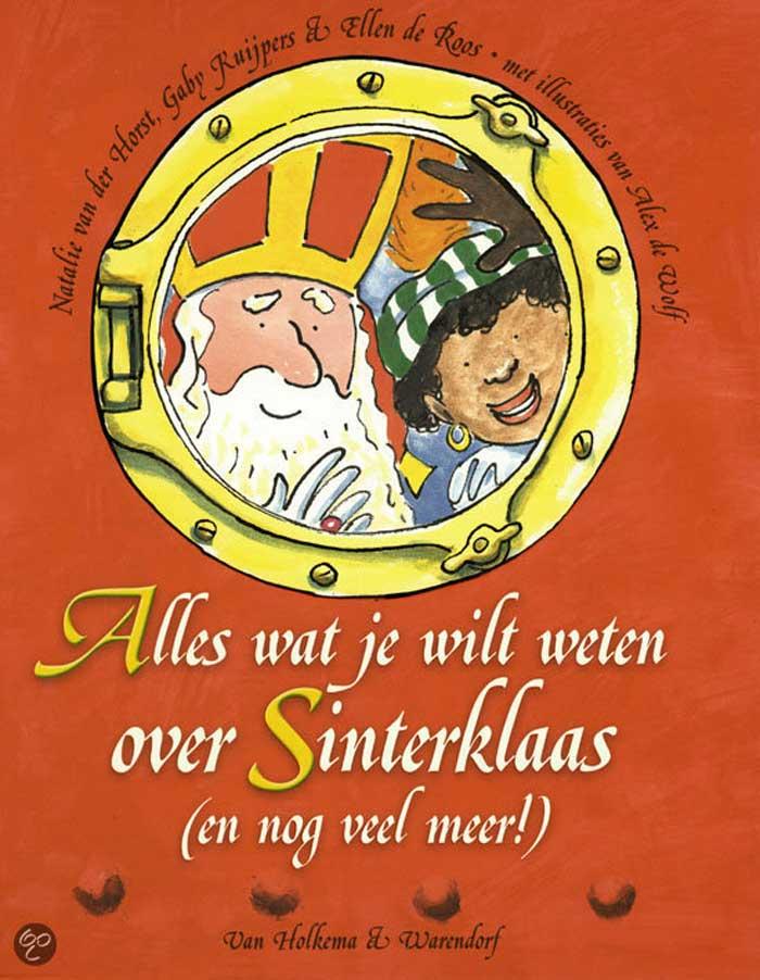 Recensie van kinderboek Alles wat je wilt weten over Sinterklaas