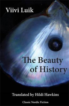 Viivi Luik The Beauty of History Roman uit Estland