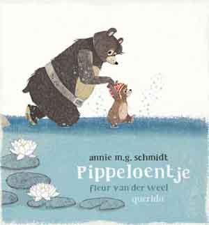 Annie M.G. Schmidt Pippeloentje Tekeningen Fleur van der Weel