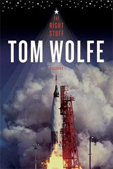Boeken over Ruimtevaart Tom Wolfe The Right Stuff