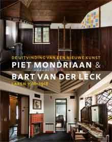 Catalogus Piet Mondriaan Bart van der Leck Tentoonstelling Recensie