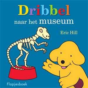 Eric Hill Dribbel naar het museum Flapjesboek