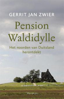 Gerrit Jan Zwier Pension Waldidylle Duitsland Reisboek