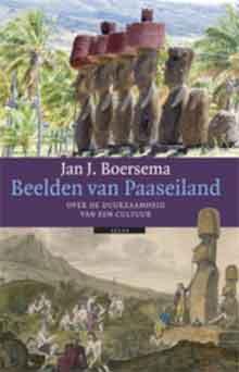 Jan J. Boersema Beelden van Paaseiland Boeken over Paaseiland