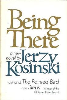 Jerzy Kosinski Being There Roman uit 1970