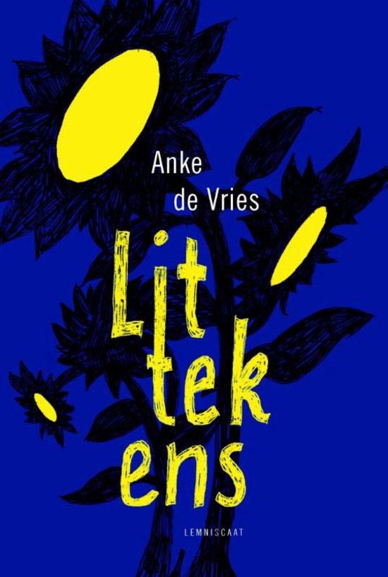 Littekens Anke de Vries