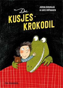 Prentenboek De Kusjeskrokodil Jozua Douglas Loes Riphagen