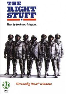Right Stuff Film op DVD