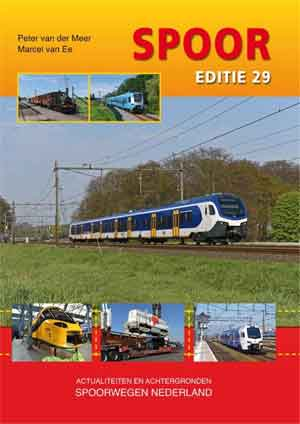 Spoor Editie 29 Boek Spoorwegen in Nederland