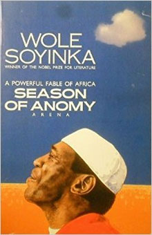 Wole Soyinka Season of Anomy Roman uit 1973