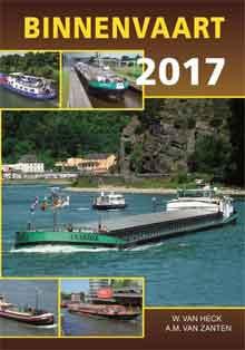 Binnenvaart 2017 Jaarboek Binnenvaart De Alk