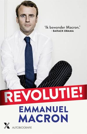 Emanuel Macron Revolutie Recensie Boek Autobiografie