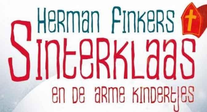 Herman Finkers Sinterklaas en de arme kindertjes Recensie