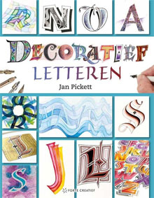 Jan Pickett - Decoratief Letteren