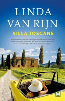 Linda van Rijn Villa Toscane Italiaanse Thriller