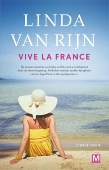 Linda van Rijn Vive la France Franse Thriller