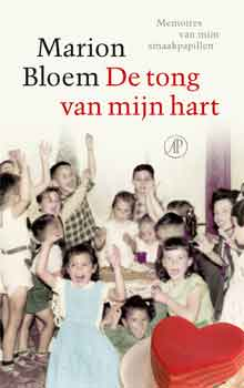 Marion Bloem De tong van mijn hart Recensie Autobiografie Deel 1