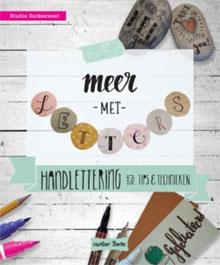 Martine Boere Meer met letters Recensie