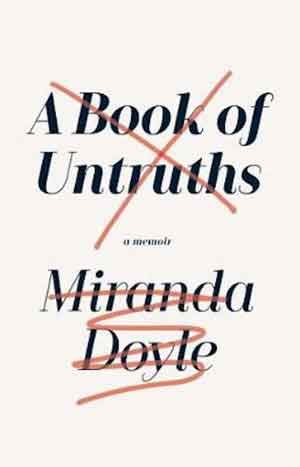 Miranda Doyle A Book of Untruths Recensie
