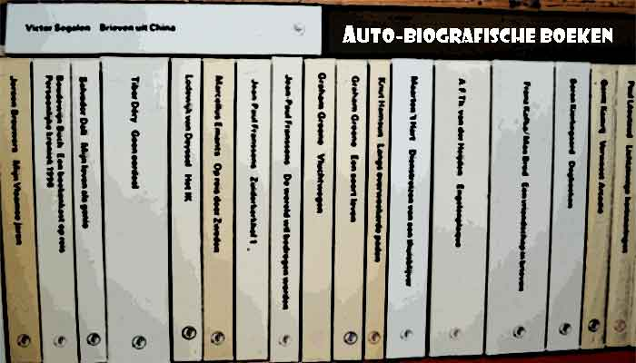 Nieuwe Autobiografieen Dagboeken Brievenboeken