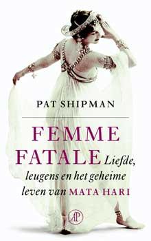 Pat Shipman - Femme fatale Recensie Informatie Boekbespreking