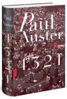 Paul Auster - 4321 Recensie Nieuwe Roman Waardering ★★★★