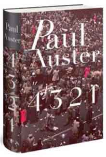 Paul Auster 4321 Recensie Nieuwe Roman