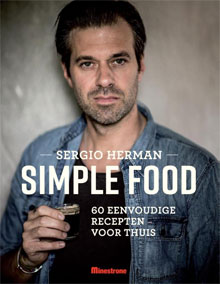 Cadeautip Kookboeken Sergio Herman Simple Food